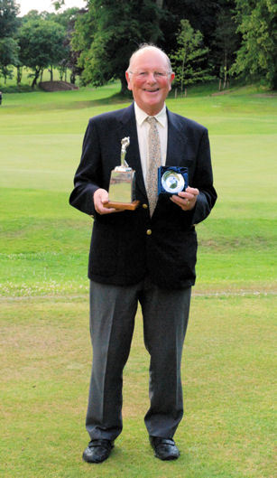 David Court - Tytherington GC- Winner