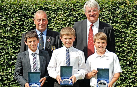 Cheshire Junior Championship 2011