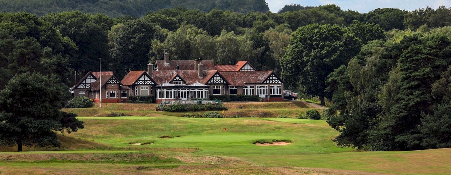 Delamere Forest Golf Club, hosts for the 2021 County Championship